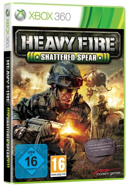 Heavy Fire: Shattered Spear (X360) Englisch