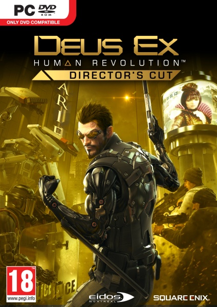 Deus Ex: Human Revolution Directors Cut (PC)
