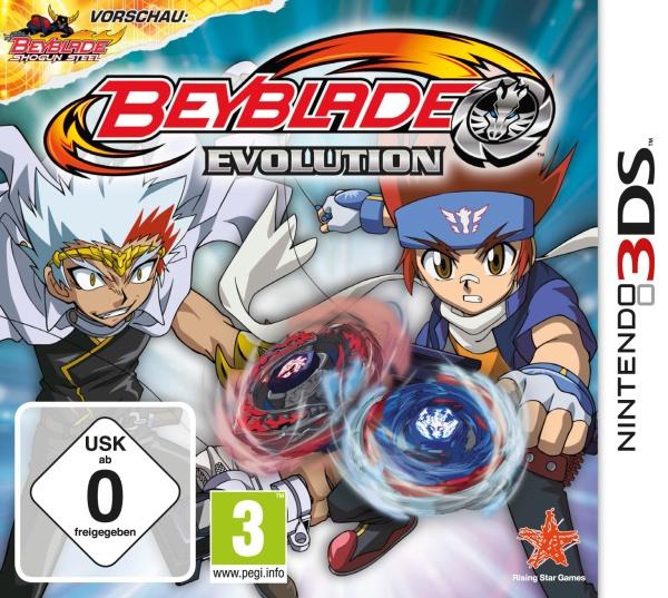 BEYBLADE: Evolution (3DS)
