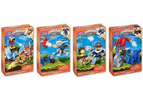 One Way Skylanders Collectors Series Sortiment 5 pz Italienisch
