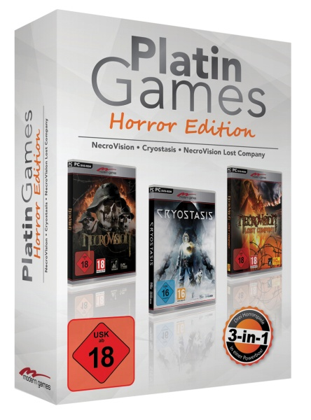 PlatinGames - Horror Edition