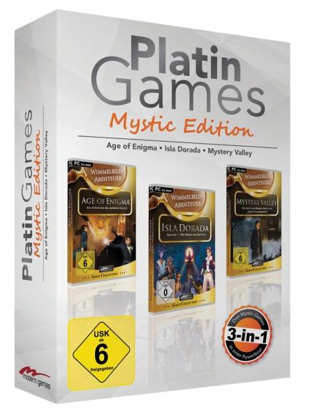 PlatinGames - Mystic Edition
