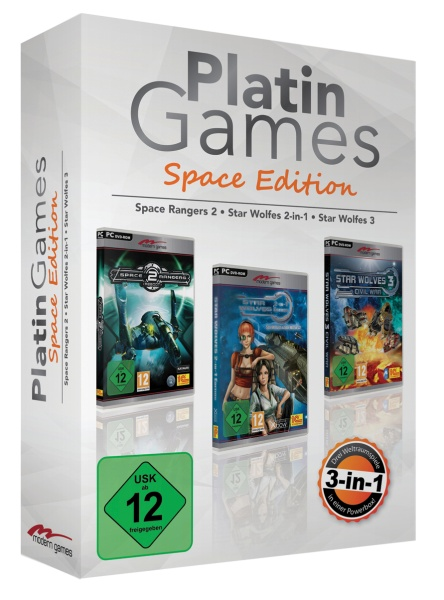 PlatinGames - Space Edition
