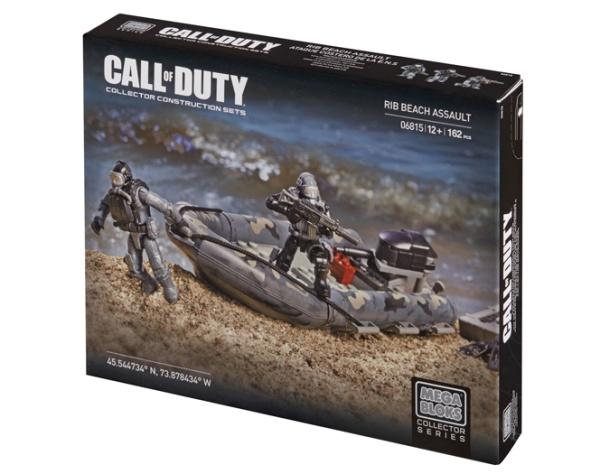 One Way Call of Duty - Rib Beach Assault