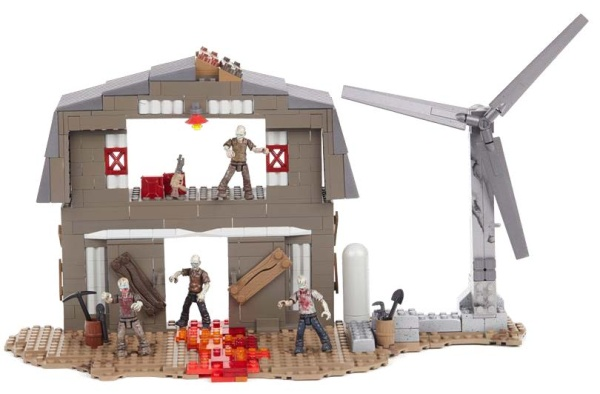 One Way Call of Duty - Zombie Tranzit Farm House