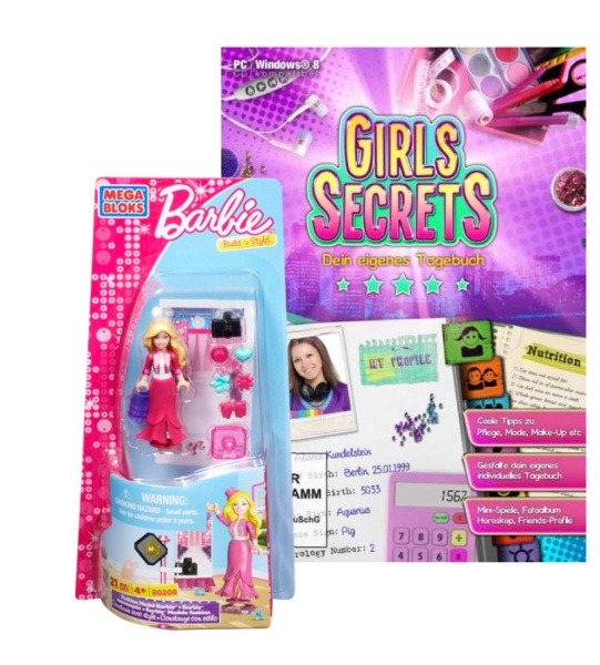 Bundle: Girls Secrets