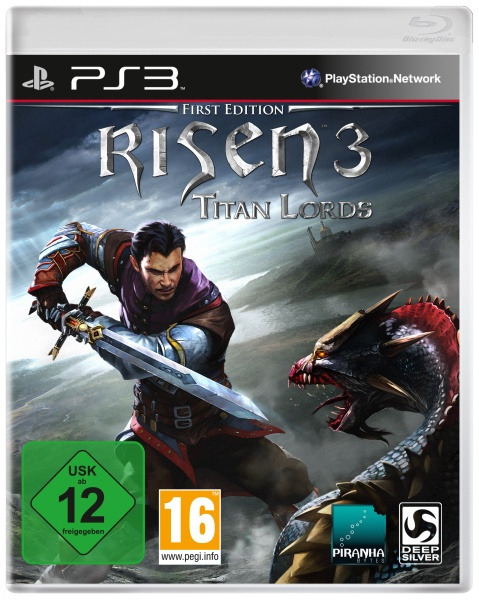 Risen 3: Titan Lords First Edition (PS3)