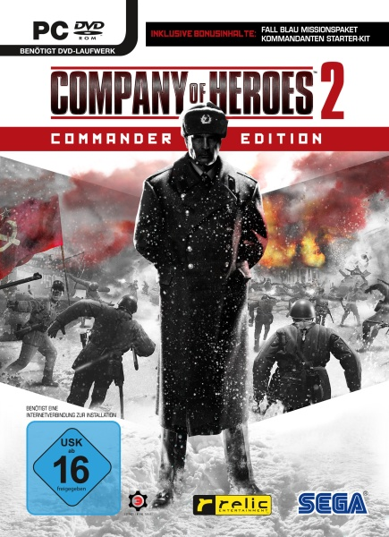 Company of Heroes 2: Commander Edition (PC)