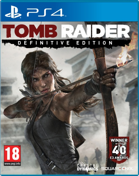 Tomb Raider: Definitive Edition (Standard) (PS4)