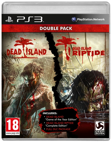 Dead Island Double Pack (PS3) Englisch
