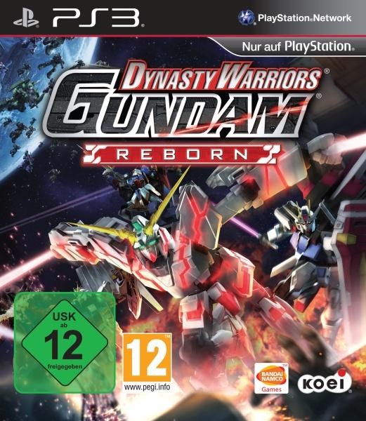 Dynasty Warriors: Gundam Reborn (PS3)