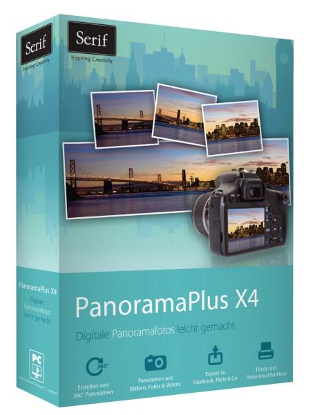 AVANQUEST ESD PanoramaPlus X4