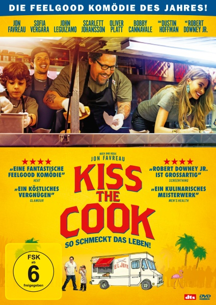 Cover zu Kiss The Cook