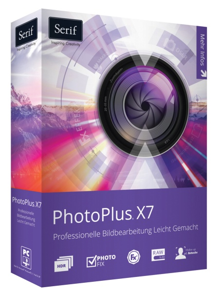 AVANQUEST ESD PhotoPlus X7