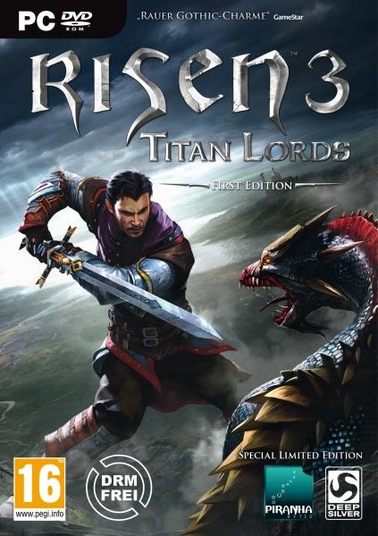 Risen 3: Titan Lords - Special Limited Edition (PC) (Hammerpreis)