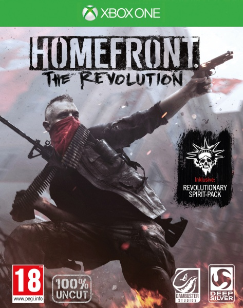Homefront: The Revolution Day One Edition (100% uncut) (XONE)