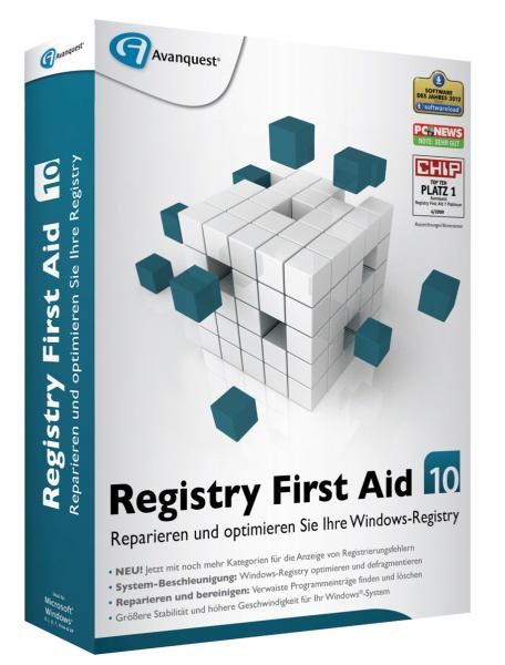 Registry First Aid 10