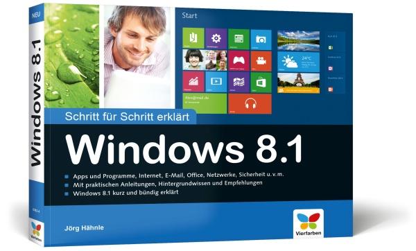 Windows 8.1 Schritt für Schritt erklärt