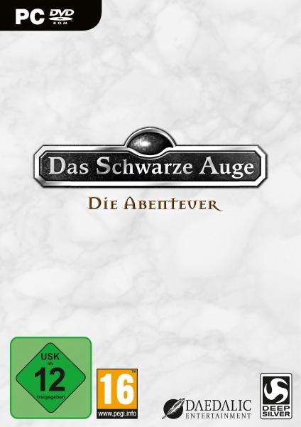 Das Schwarze Auge - Die Abenteuer (PC) (Hammerpreis)