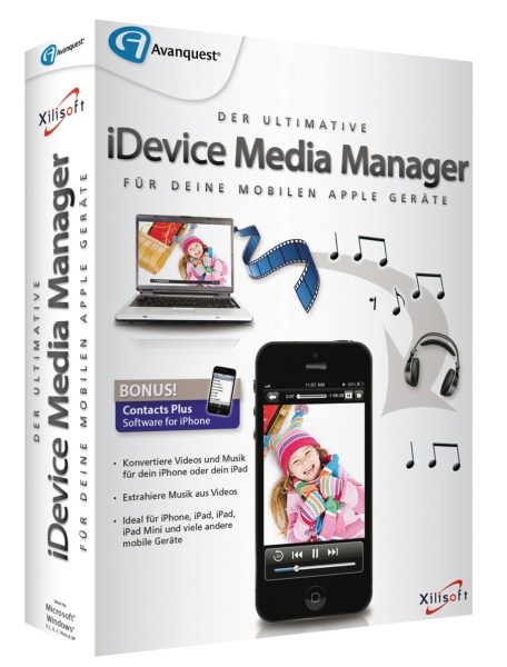 iDevice Media Manager (PC & Mac)