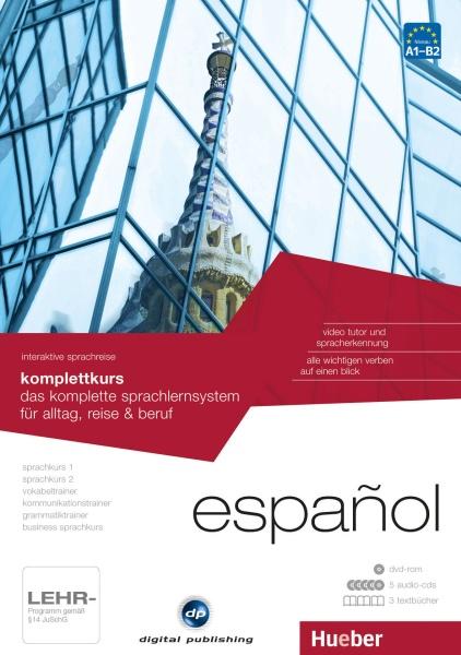 Interaktive Sprachreise: Komplettkurs Espanol
