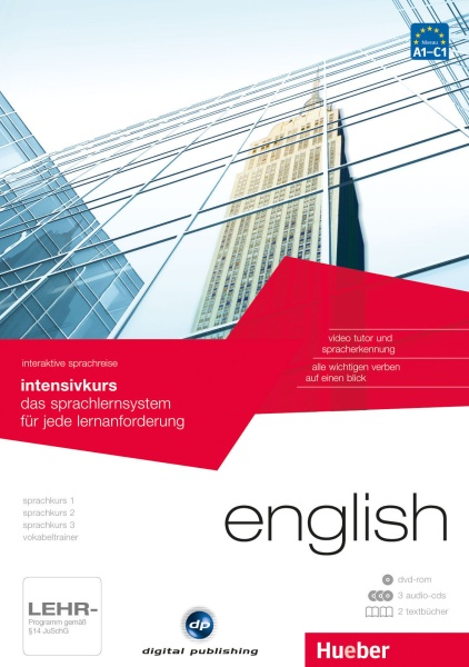 Interaktive Sprachreise: Intensivkurs English