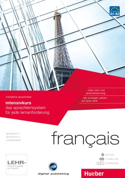Interaktive Sprachreise: Intensivkurs Francais