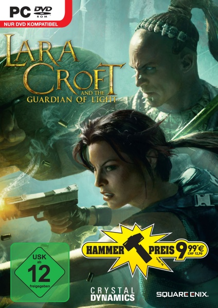 Lara Croft and the Guardian of Light (PC) Englisch