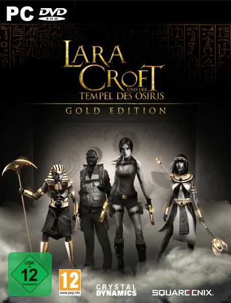 Lara Croft und der Tempel des Osiris Gold Edition (PC)
