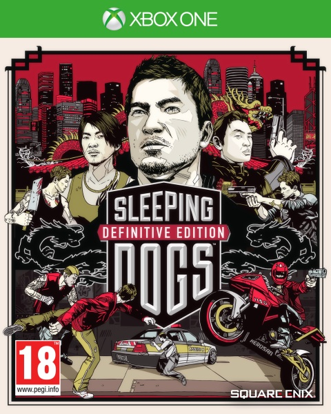 Sleeping Dogs Definitive Edition Special Edition (XONE) Englisch