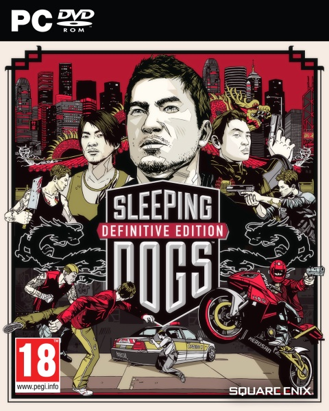 Sleeping Dogs Definitive Edition Special Edition (PC) Englisch