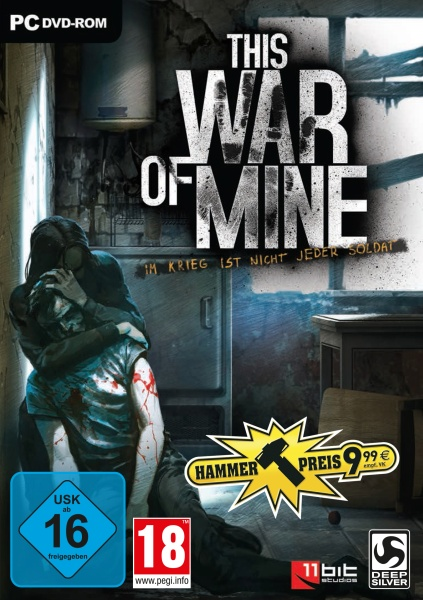 This War Of Mine (PC) (Hammerpreis) Englisch
