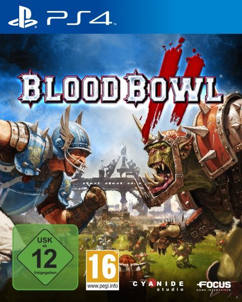 Blood Bowl 2 (PS4) Englisch