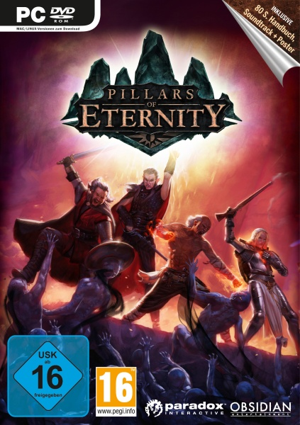 Pillars of Eternity - Sonderedition (PC) Englisch