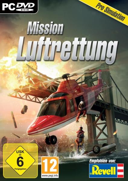 Mission Luftrettung (PC) Englisch