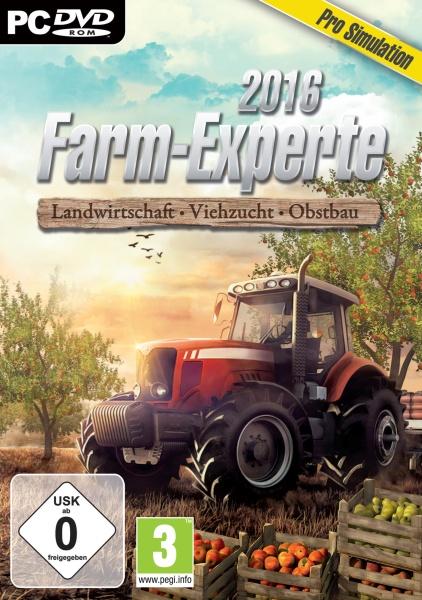 Farm-Experte 2016: Landwirtschaft - Viehzucht - Obstbau (PC) (Hammerpreis)