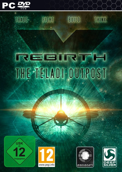 X Rebirth: The Teladi Outpost (PC)