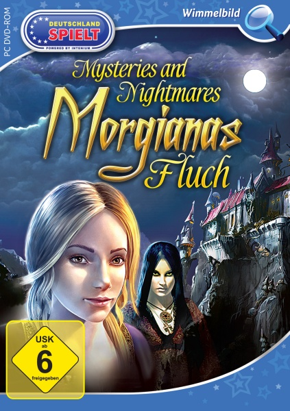 Mysteries and Nightmares - Morgianas Fluch (PC)