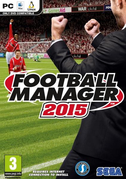 Football Manager 2015 (PC) Englisch