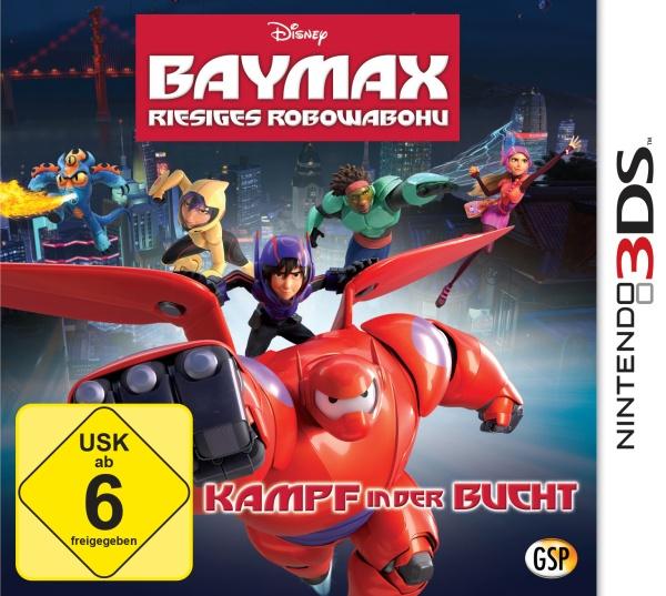 Disneys Baymax - Kampf in der Bucht (3DS)