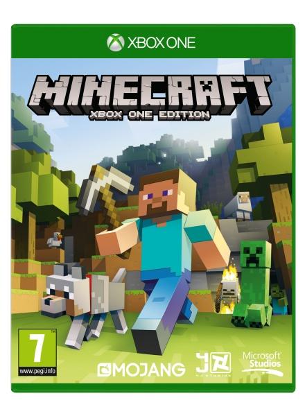 Minecraft (XONE) Englisch