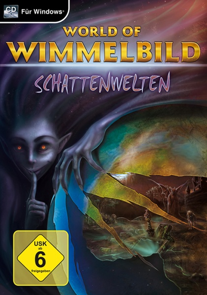 World of Wimmelbild Schattenwelten (PC)