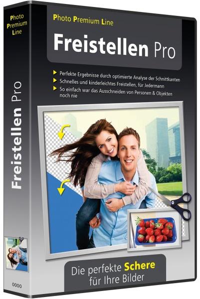 Freistellen Pro - Die Fotoschere zum Ausschneiden