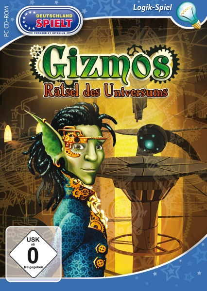 Gizmos: Rätsel des Universums (PC)
