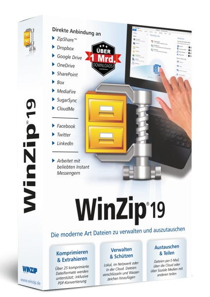 WinZip 19 Standard