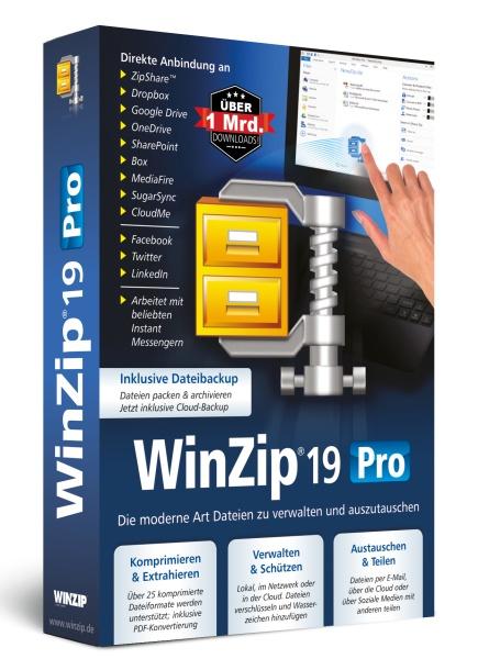 WinZip 19 Pro