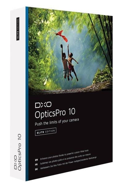 DxO Optics Pro 10 Elite Multilingual