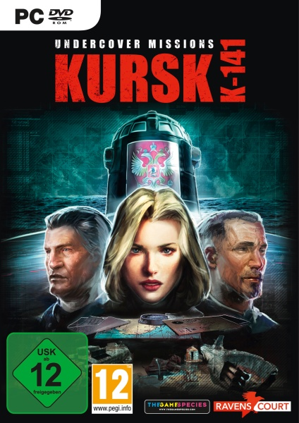 Undercover Missions: Operation Kursk K-141 (PC)