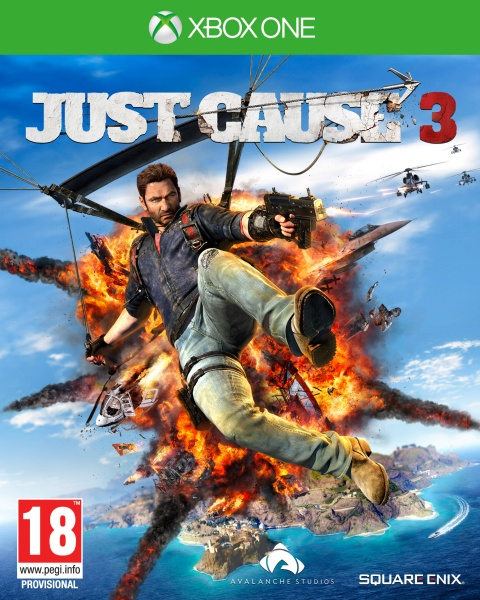 Square Enix Just Cause 3 (XONE)