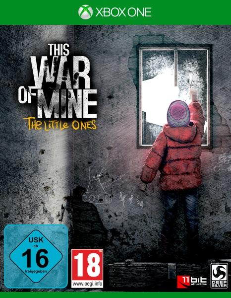 This War Of Mine: The Little Ones (XONE) Englisch